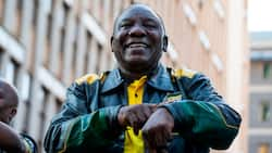 President Cyril Ramaphosa says he is considering a Cabinet rehuffle