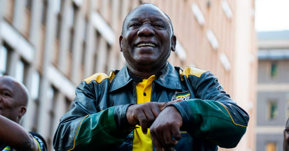 President Cyril Ramaphosa, cabinet reshuffle, unrest, vaccination site