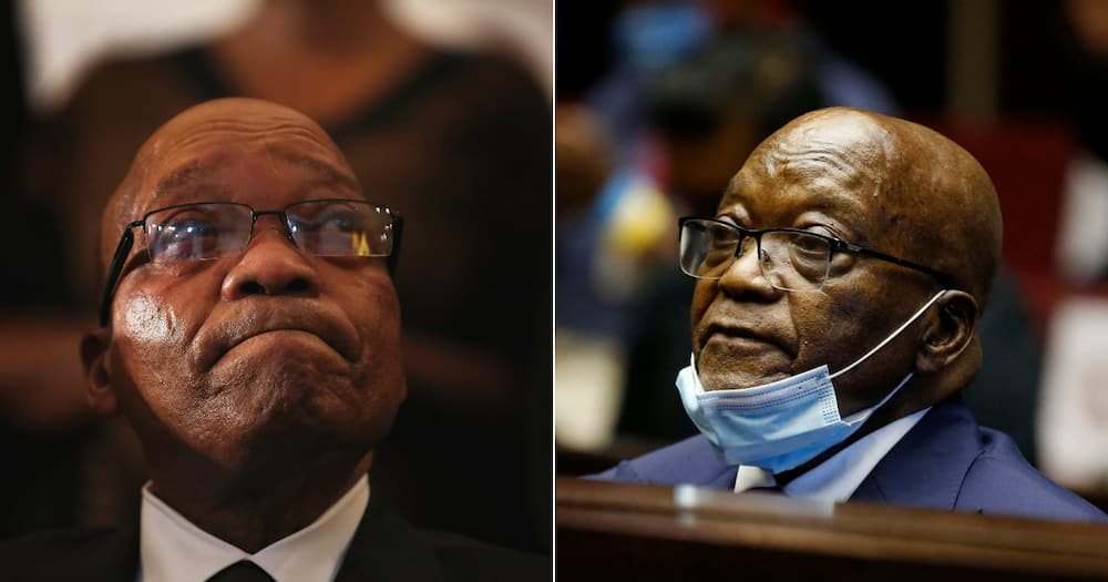 Jacob Zuma, Pietermaritzburg High Court, Constitutional Court, recession application