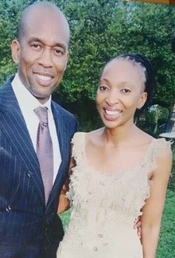 Moses Tembe family