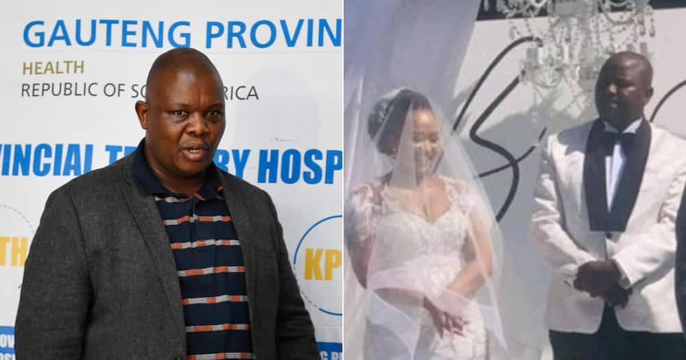 Jacob Boy Mamabolo, Khomotso Malotane, Wedding, Marriage, ANC, Twitter reactions