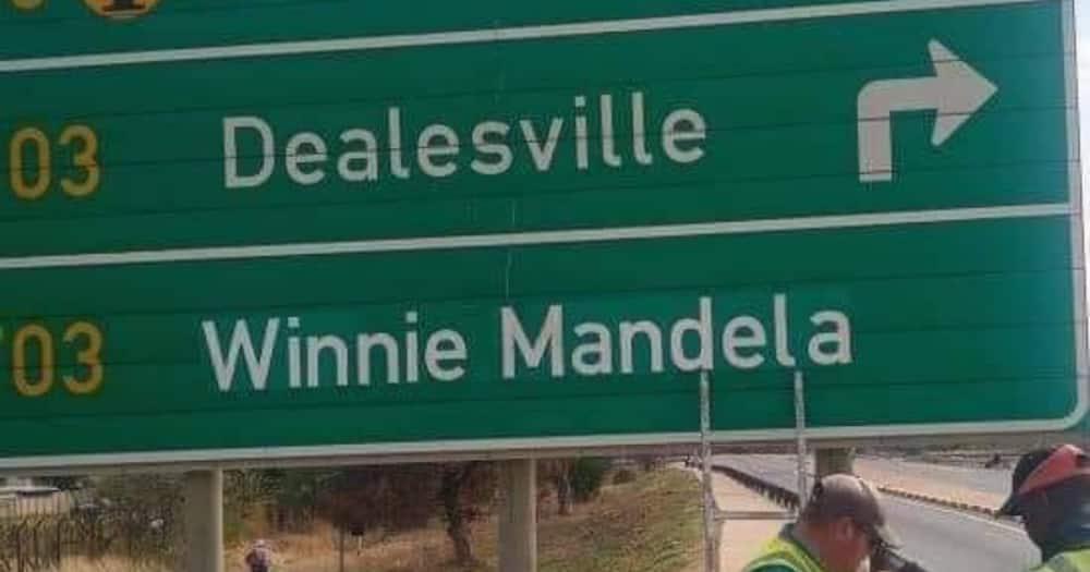 Winnie Mandela: Residents not happy after Brandfort renamed after struggle veteran