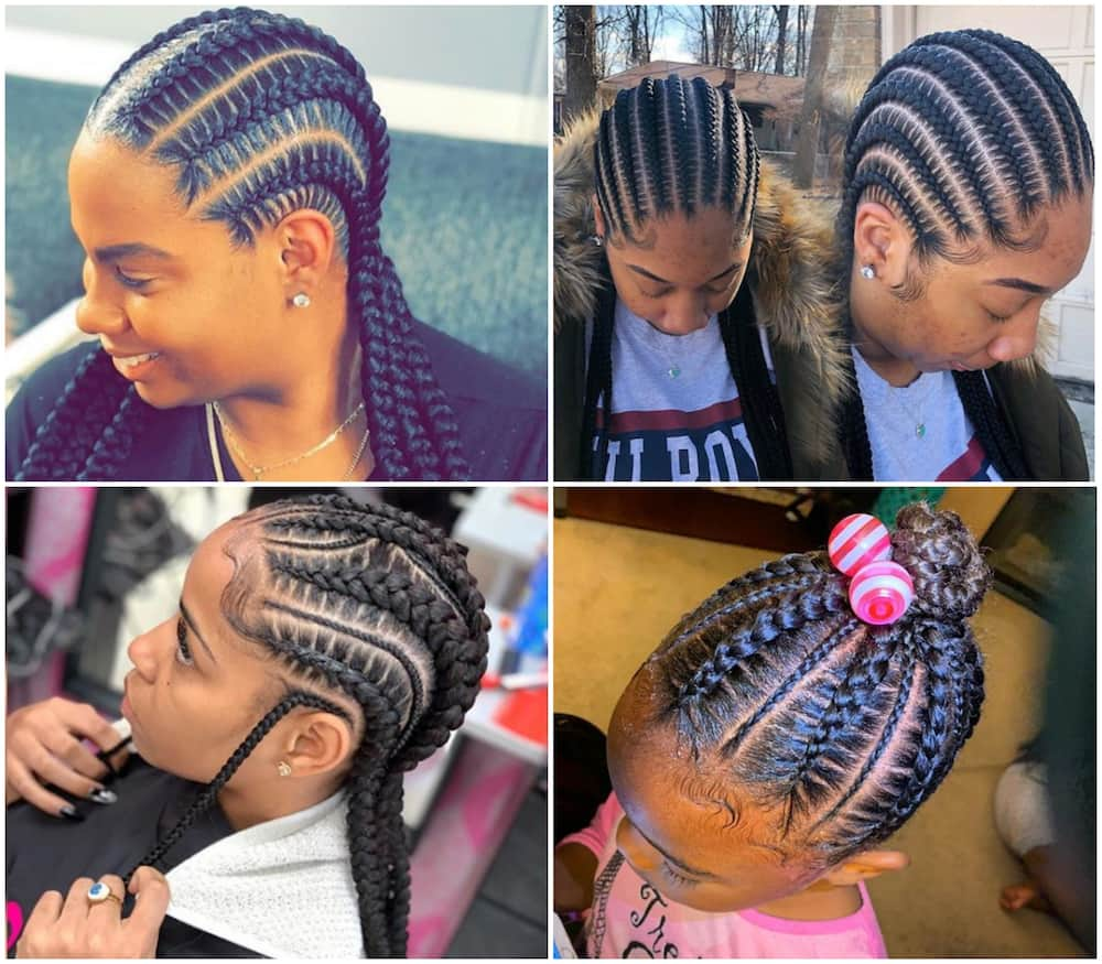 30+ Best African Braids Hairstyles With Pictures You Should Try In 2019 Briefly SA