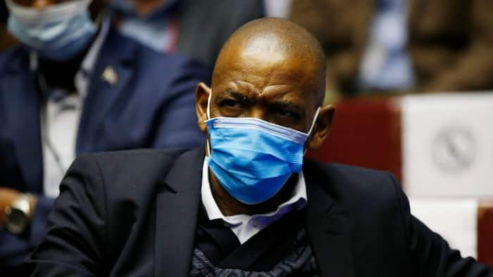 Ace Magashule's application against suspension dismissed by Joburg High Court