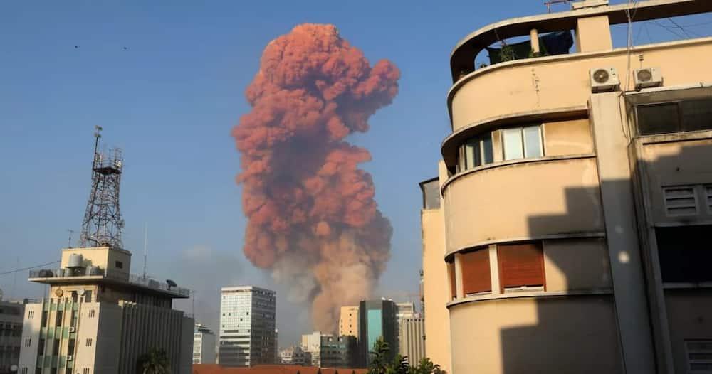 Beirut blast: Ammonium nitrate fertiliser linked to Lebanon's city explosions