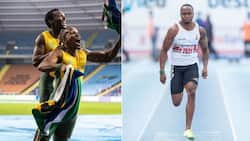 Mzansi's finest athlete Akani Simbine bags 100m victory in Rome in 10.08 seconds