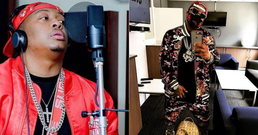 Speedy denies being broke, gets ready to make music comeback