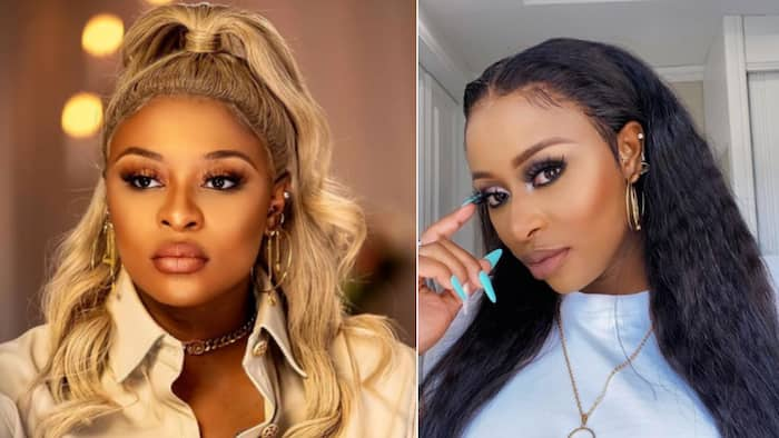 DJ Zinhle expands on why she's not thinking of getting hitched any time soon