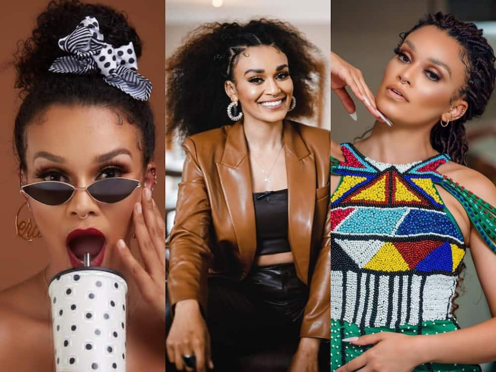 Top 10 South African female TV presenters. South african black female tv presenters