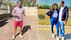 Halala: Kaizer Chiefs goalkeeper Itumeleng Khune heaps praise on stunning wife