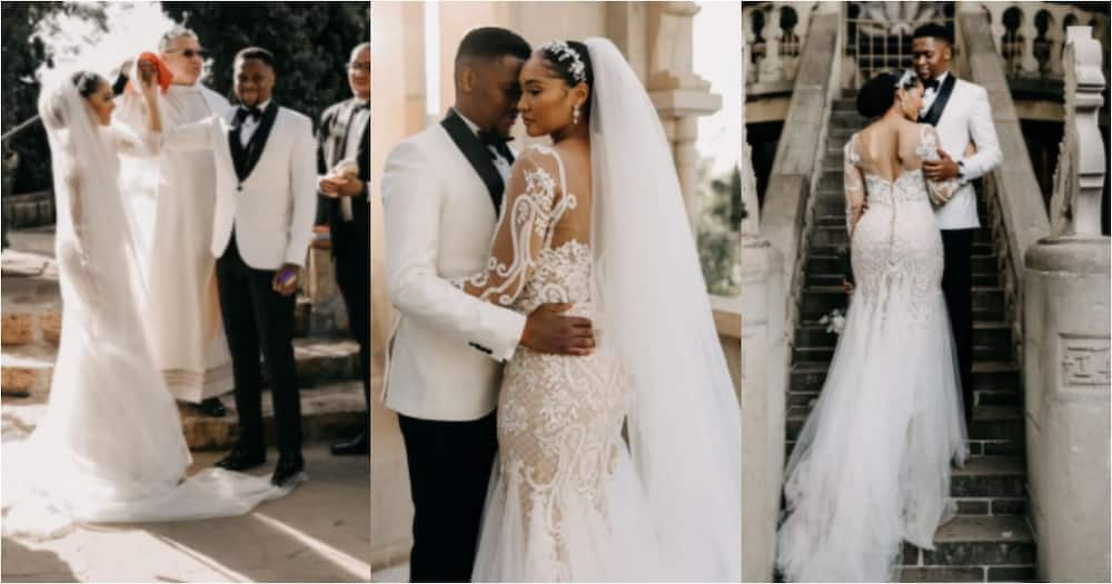 Married my high school sweetheart the other day - Lady says as she drops beautiful wedding photos