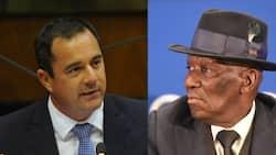 "Bheki Cele calls John Steenhuisen out for Phoenix posters: ""Extra salt of racism"""
