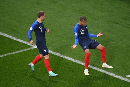 Couple name their child 'Griezmann Mbappe' to honour football players