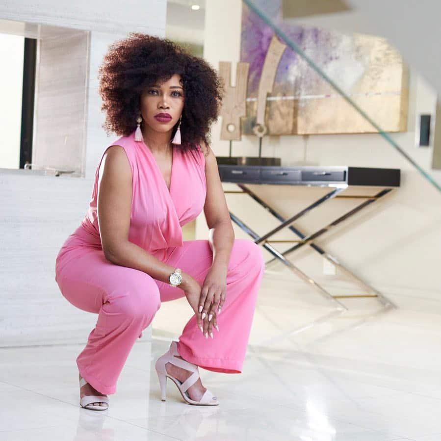 Sonia Mbele Instagram