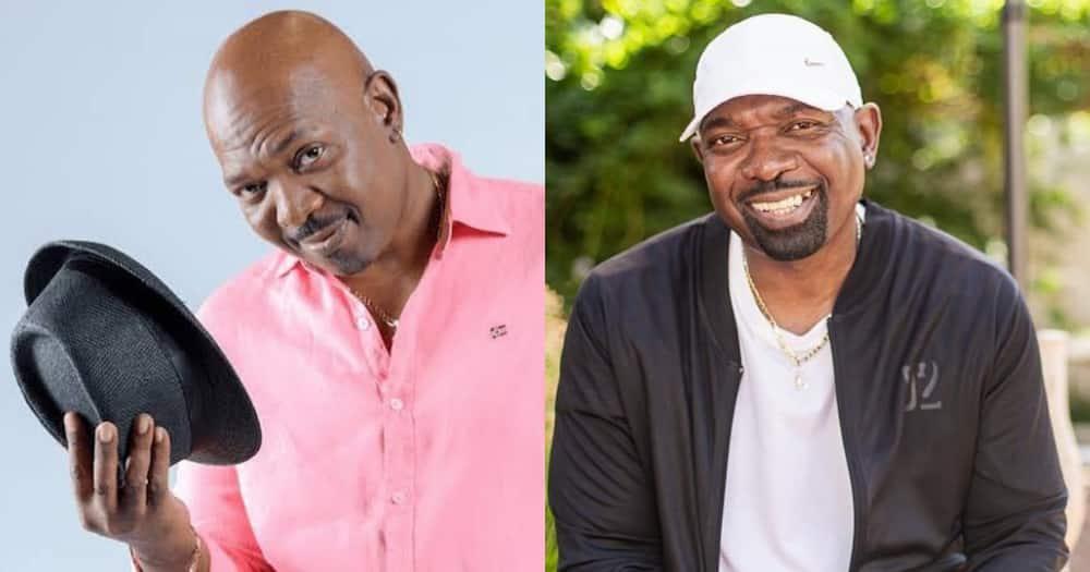 Menzi Ngubane: Ayanda Ncwane pays tribute to late actor