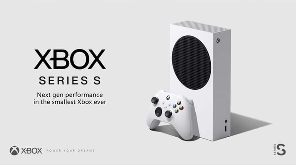 Xbox Series S specifications