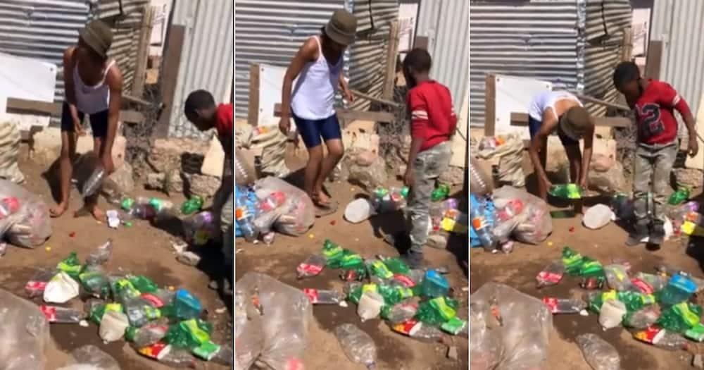 Video, Mom, Son, Recycling, Inspirational, Social media reactions