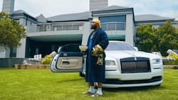 """Cassper Nyovest shares his secrets to success in video: """"I needed to hear this"""""""