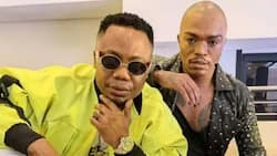 Mzansi hustlers: Somizi and DJ Tira share inspiring moment