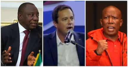 Why Steenhuisen thinks he's right and Julius Malema is wrong
