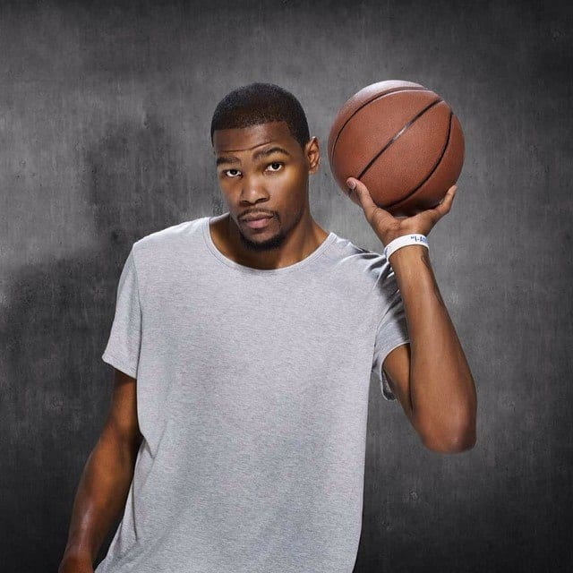 Kevin Durant current team