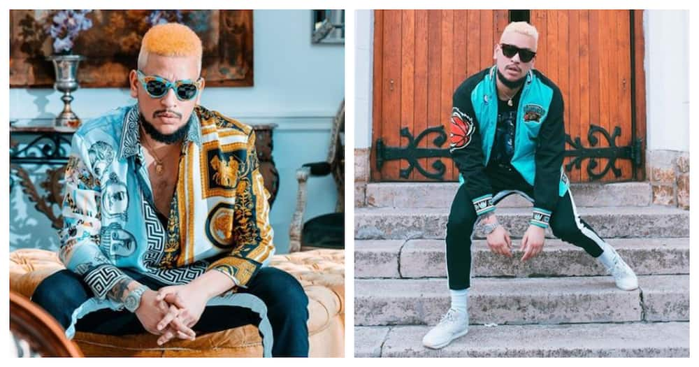 AKA leaves Mzansi outraged after posting disturbing pic