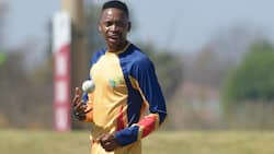 SJN: Aaron Phangiso states black cricket players should also be given a chance