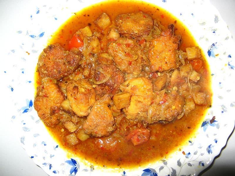 Cape Malay pickled fish recipe pickle fish recipe pickled fish recipes recipe for pickled fish