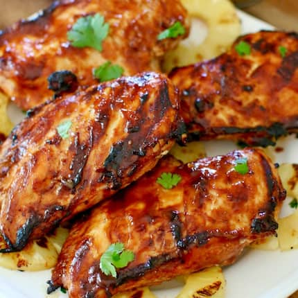 10 simple recipes for chicken breasts