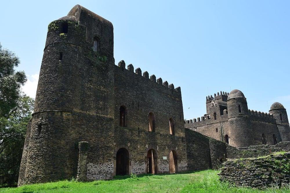 Castles in Africa 2020