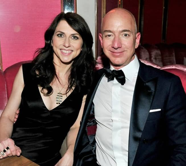 is she the richest woman in America?