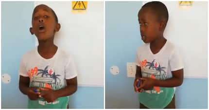 9-year-old boy's stunning voice gives South Africans the feels