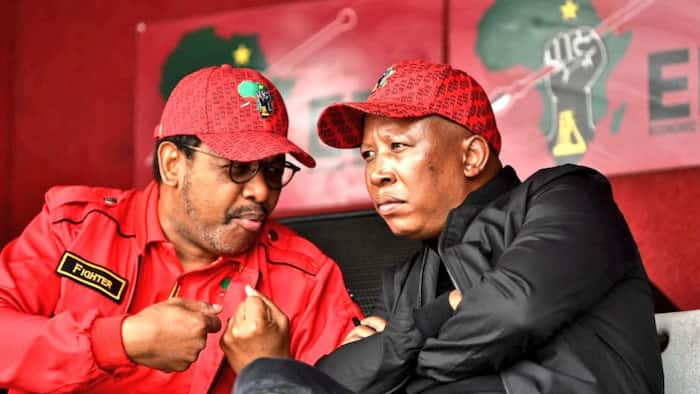 Haibo: Malema claims load shedding is an ANC plot to steal the election