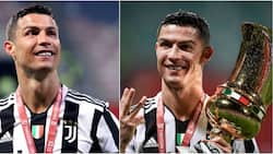Ronaldo sets almost unbeatable football record despite not playing in final