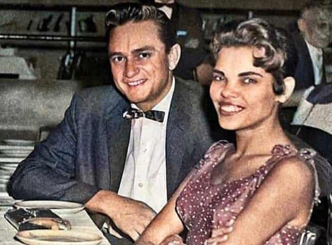 Meet Vivian Liberto, Johnny Cash famous first wife