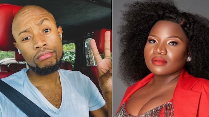 """Mzansi warns Makhadzi as she warms to Mohale: """"He's gonna loot you"""""""