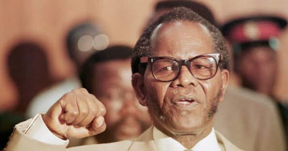 Oliver Tambo turns 103-years-old
