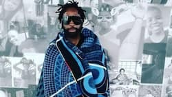 """DJ Sbu dragged for his comment on man who spent R500k on booze: """"I'd pay Zahara"""""""