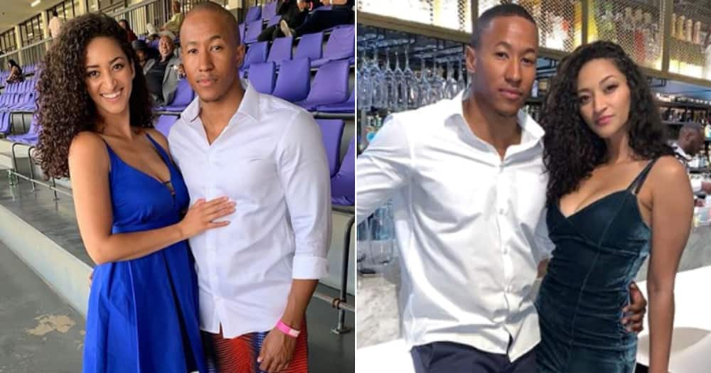 Bohang Moeko dropped the knee for Shantal Dietrich and now they are engaged.