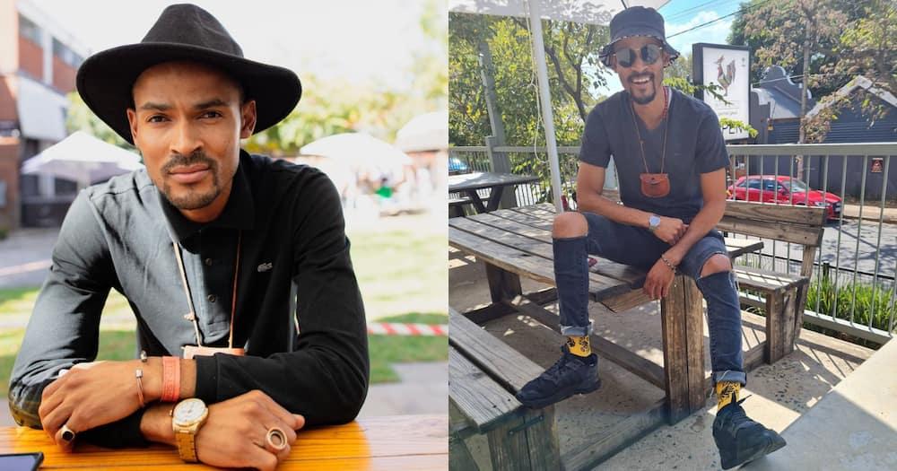 Eric Macheru, Skeem Saam, Celebrity, Entertainment, Social Media