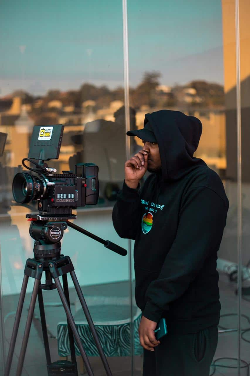South African video directors