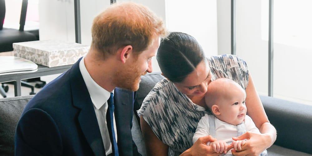 Celebrities congratulate Harry & Meghan on arrival of baby Lilibet