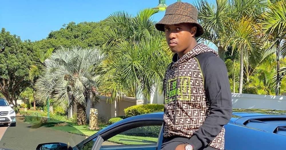 Andile Mpisane performs Umcimbi at #HAPAwards2020, Mzansi reacts