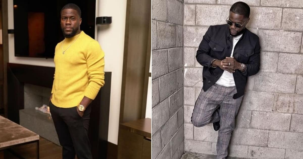 Kevin Hart wants to make the most of life after car accident
