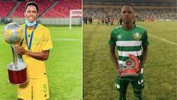 Mamelodi Sundowns inching closer to sign Sfiso Ngobeni from Bloemfontein Celtic