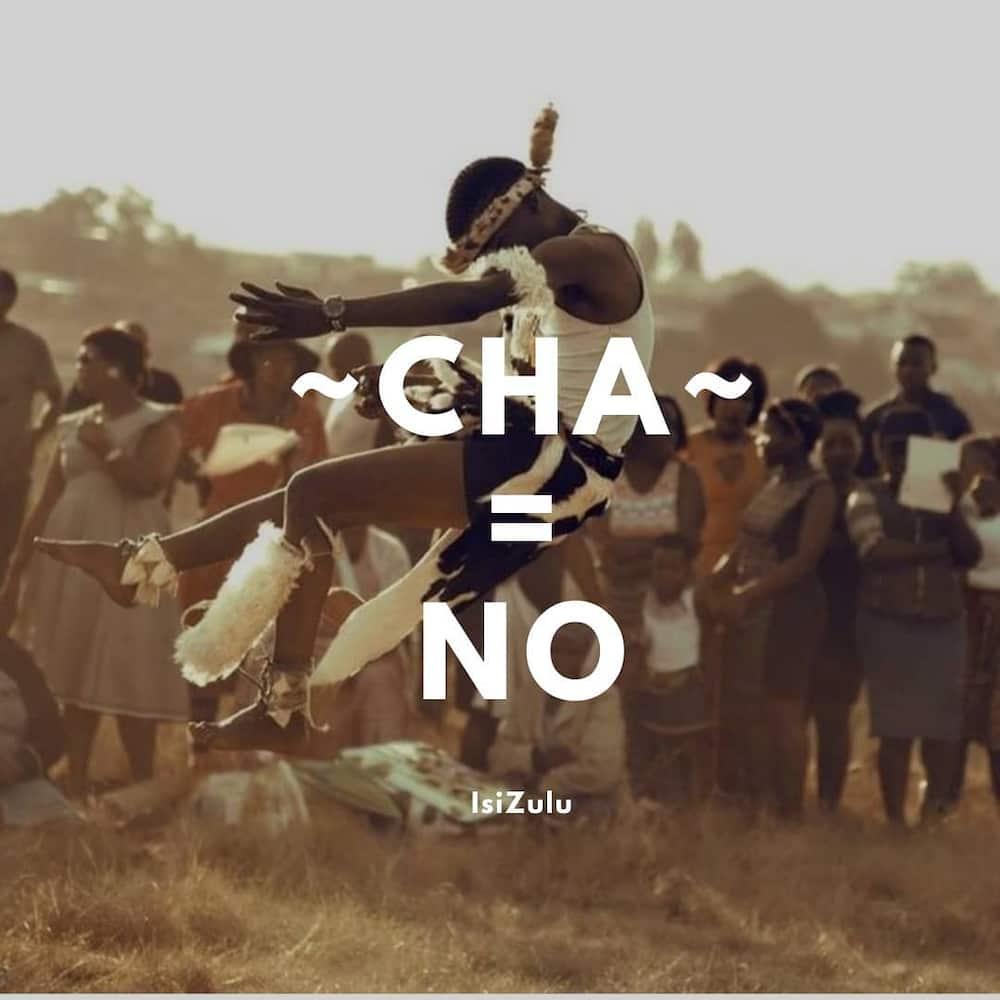 Zulu words