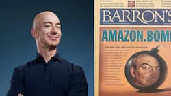 """Jeff Bezos shares old article predicting Amazon would fail: """"Don't let them tell you who you are"""""""