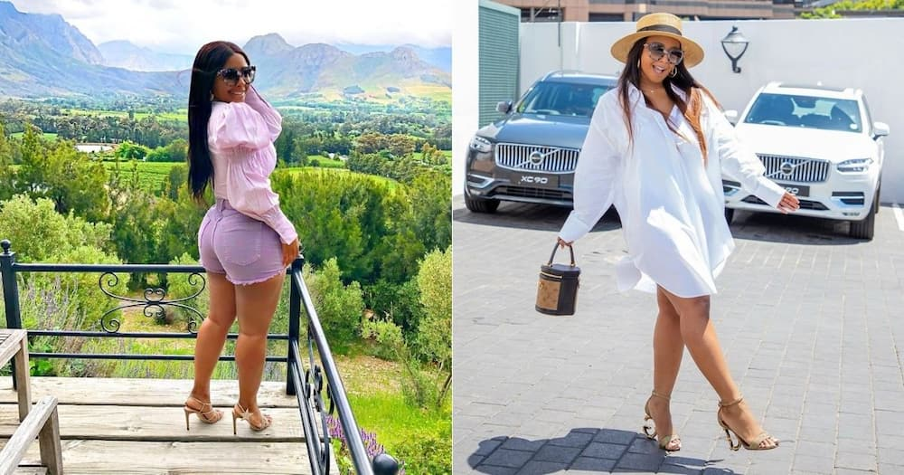 Boity Thulo thanks her ancestors for her thriving rap career