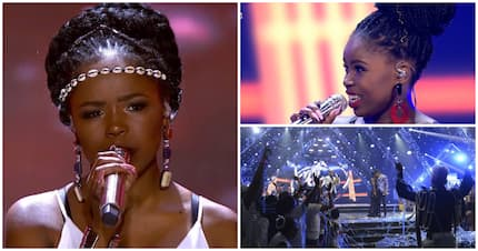 Tweeps congratulate 17-year-old Yanga on taking the Idols SA crown