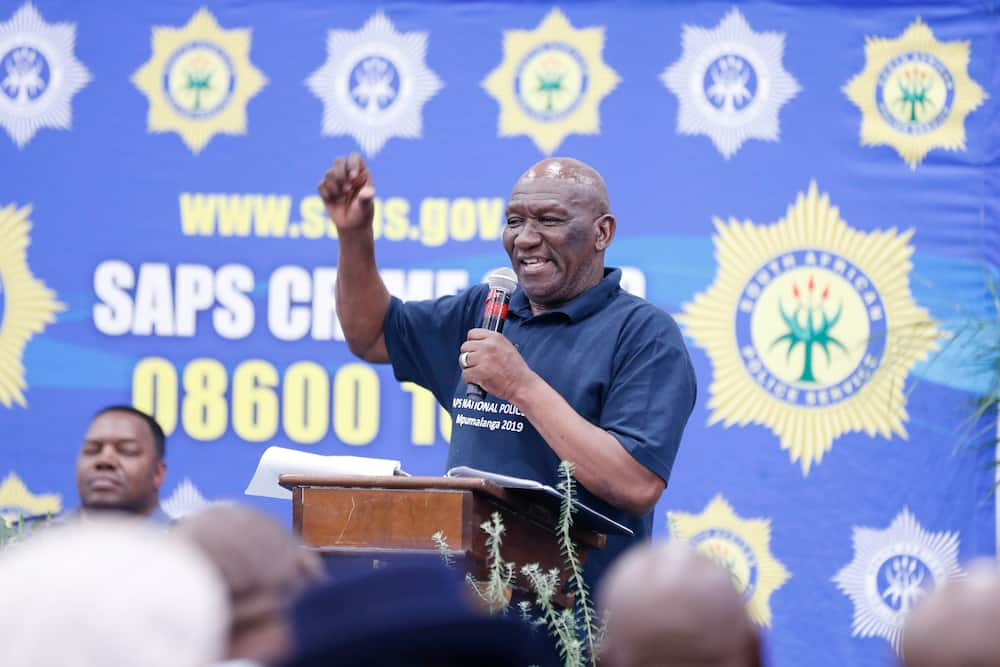 Bheki Cele's silence on certain issues is angering South Africans